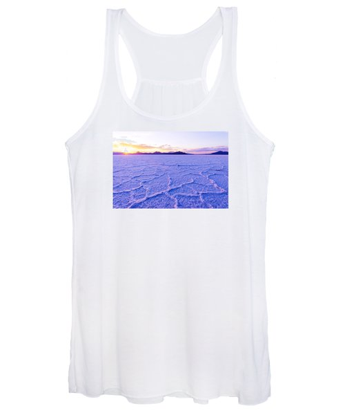 Surreal Salt Women's Tank Top