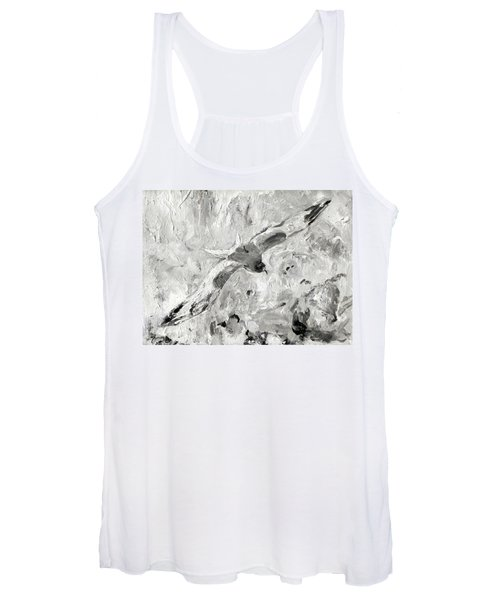 Swallow-tailed Gull Women's Tank Top
