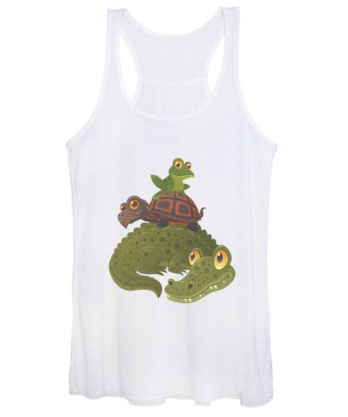 Swamp Squad Women's Tank Top