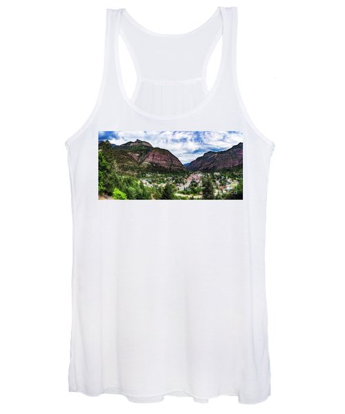 Switzerland Of America Women's Tank Top