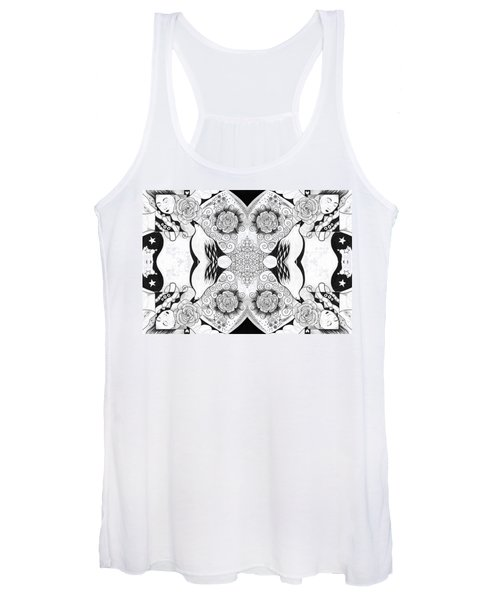 Tables Turning 2 Women's Tank Top