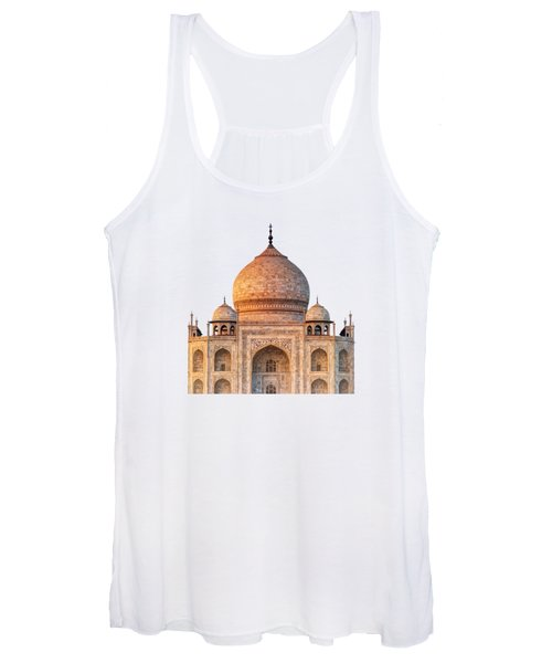 Taj Mahal T Women's Tank Top