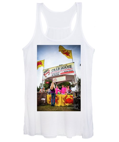 Taste Of Charleston Women's Tank Top