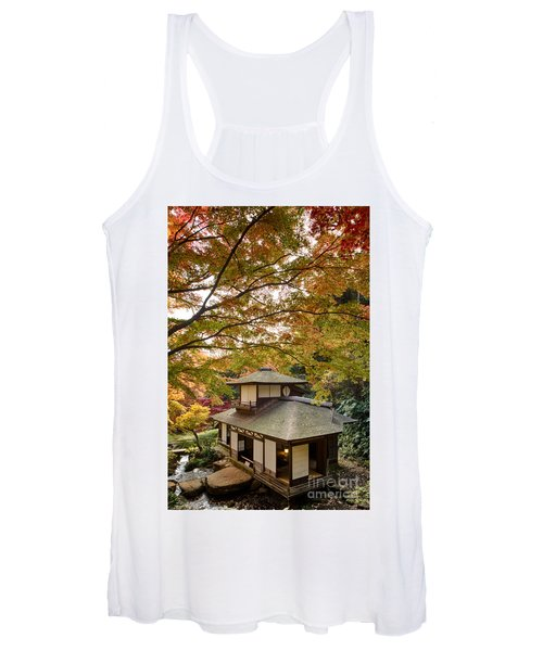 Tea Ceremony Room Women's Tank Top
