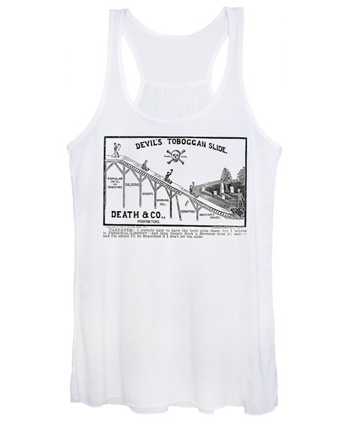 Temperance Movement 1887 Women's Tank Top
