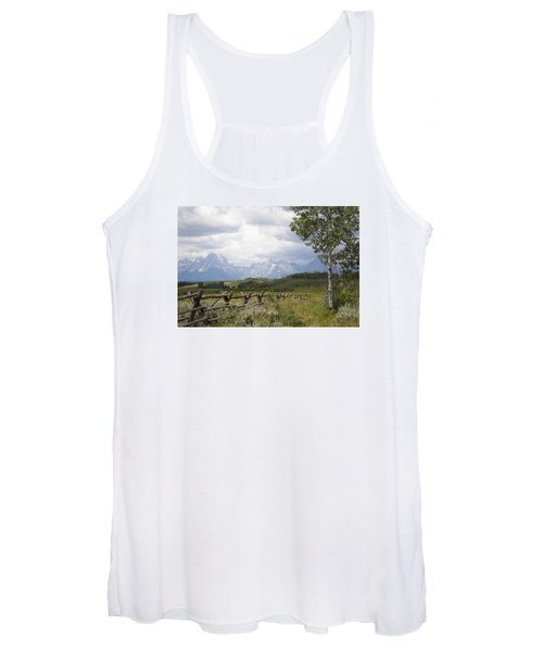 Teton Ranch Women's Tank Top