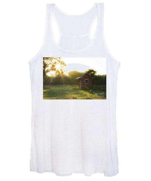 Texas Farm Women's Tank Top