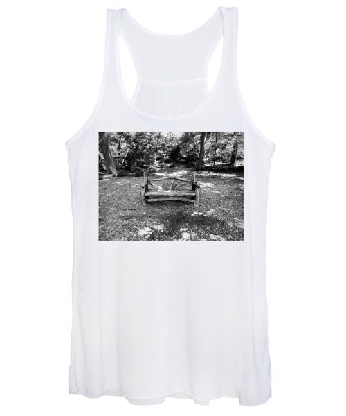 That Weird Bench One Women's Tank Top
