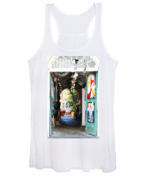 The Art Of New Orleans Women's Tank Top