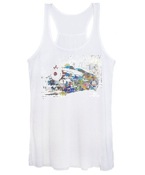 The Big Train Women's Tank Top