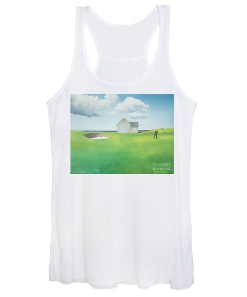 The Boathouse Women's Tank Top