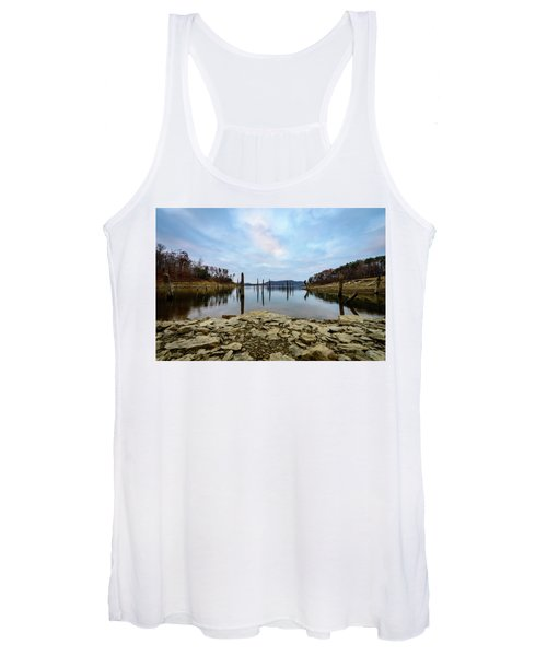 The Bottom Of The Lake Women's Tank Top