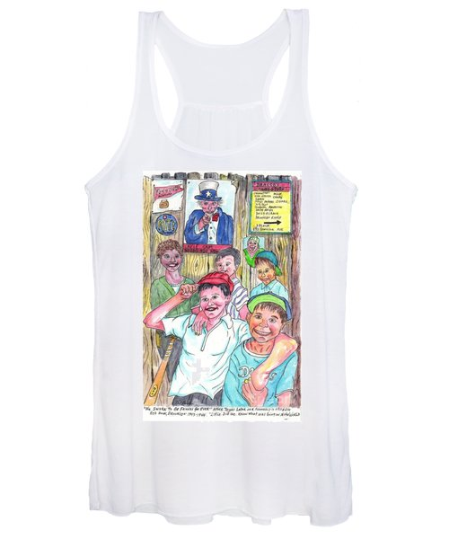 The Boys Of Spring Women's Tank Top