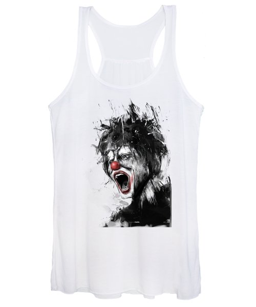 The Clown Women's Tank Top