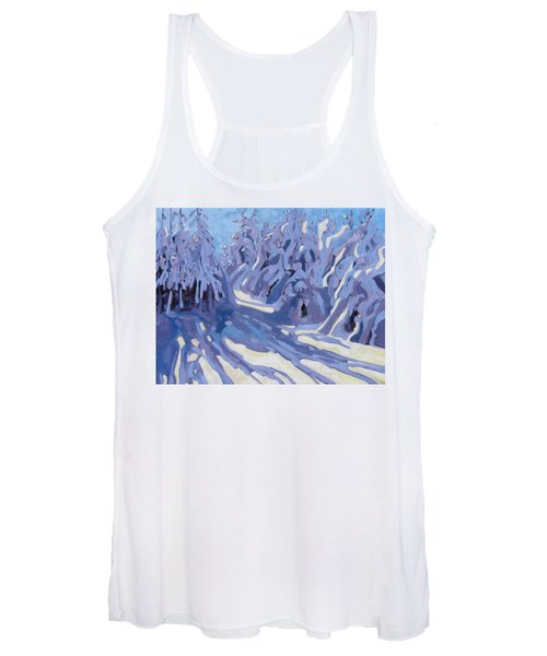 The Day After The Storm Women's Tank Top