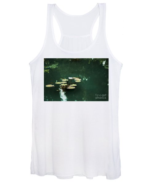 The Depths Of Lily Women's Tank Top