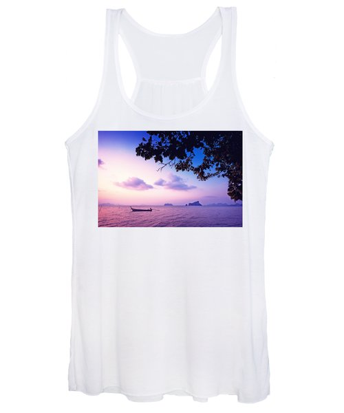 The Deserved Rest Women's Tank Top
