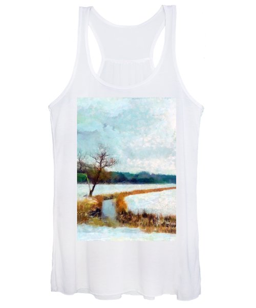 The Dyke Women's Tank Top