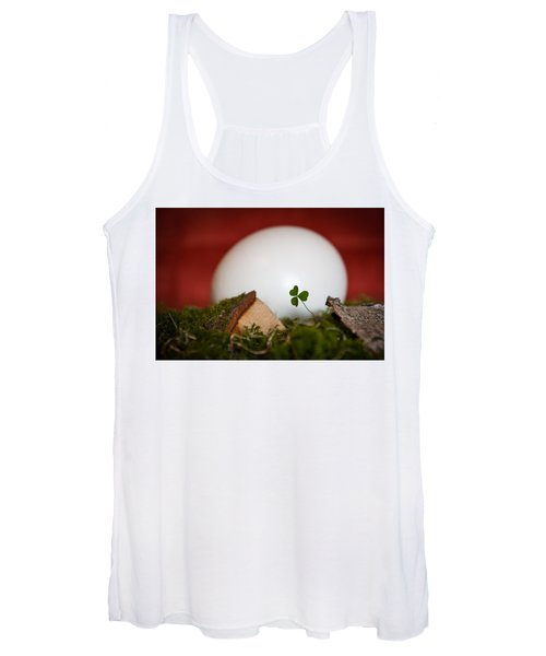 the egg - Happy Easter Women's Tank Top