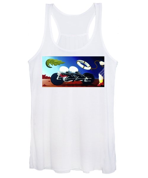 The Escape Women's Tank Top