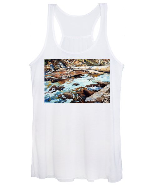 The Fallen Women's Tank Top