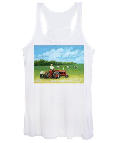 The Farmer Women's Tank Top