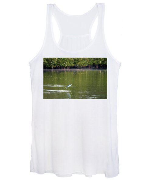 The Fish Are Jumping Women's Tank Top