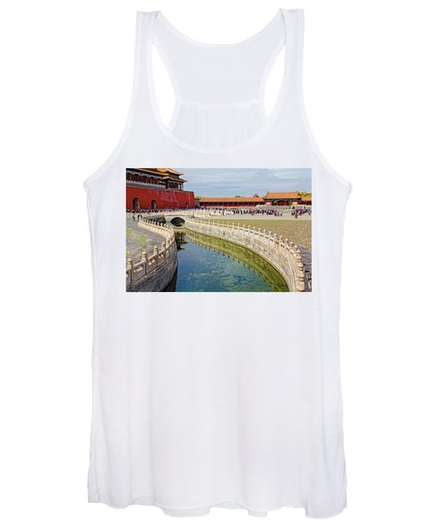 The Forbidden City Women's Tank Top