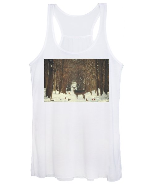 The Forest Of Snow White Women's Tank Top