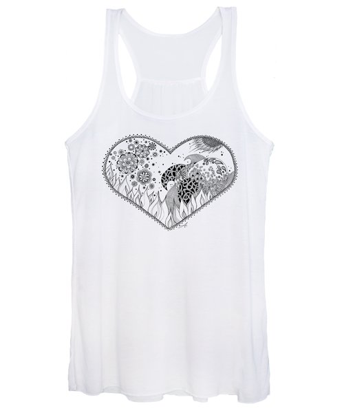 The Four Elements Women's Tank Top