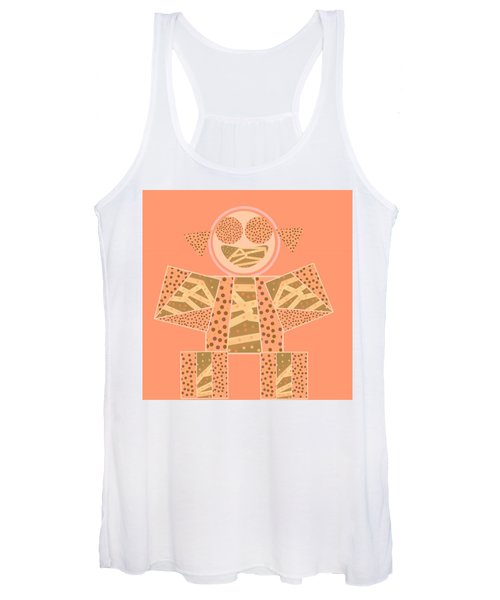 The Full Body Of Finding Solace  Women's Tank Top