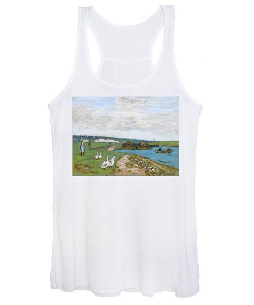 The Geese Women's Tank Top