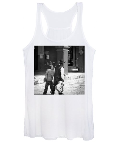 The Gig Is Over Women's Tank Top