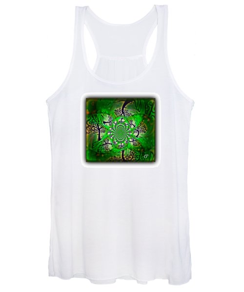 The Giving Tree Women's Tank Top
