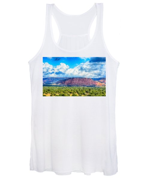 The Great Divide Women's Tank Top