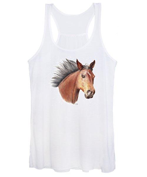 The Horse Women's Tank Top