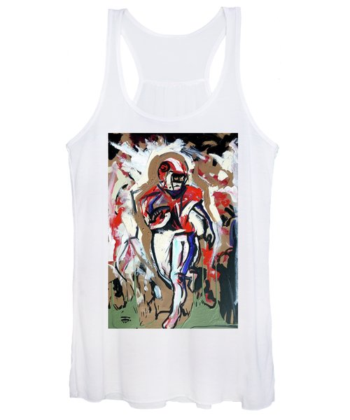 The Interception Women's Tank Top