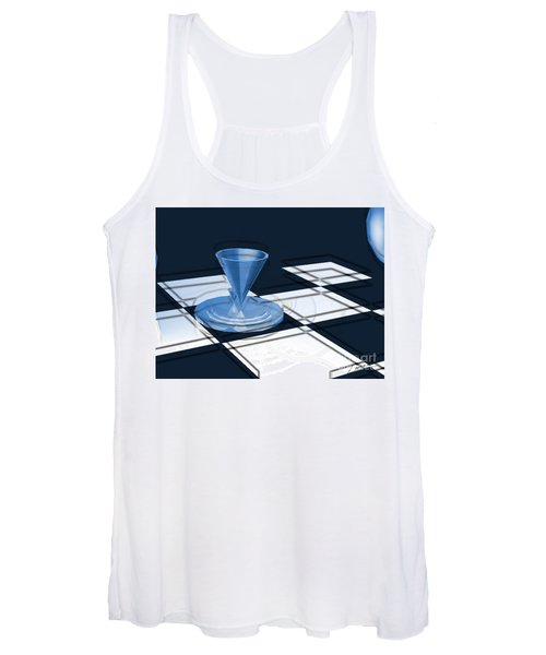 The Last Chess Pawn Women's Tank Top