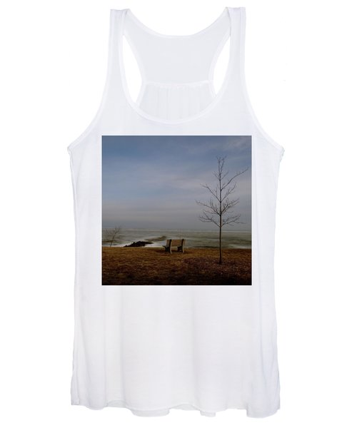 The Lonely Bench Women's Tank Top