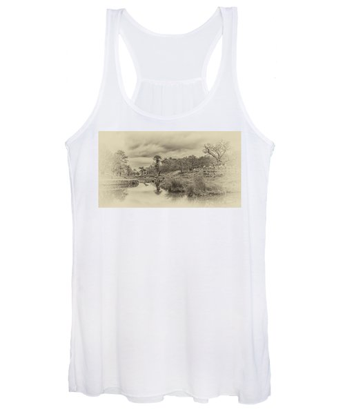 The Old Pond Women's Tank Top