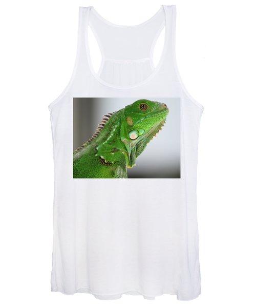 The Omnivorous Lizard Women's Tank Top