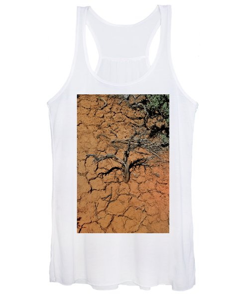 The Parched Earth Women's Tank Top