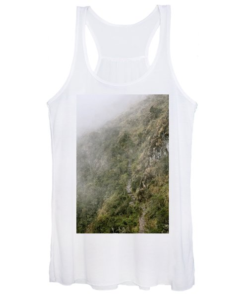 The Path To Self-discovery Women's Tank Top