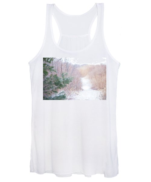 The Path Untraveled  Women's Tank Top