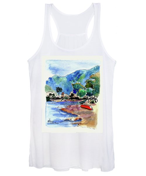 The Peloponnese Women's Tank Top