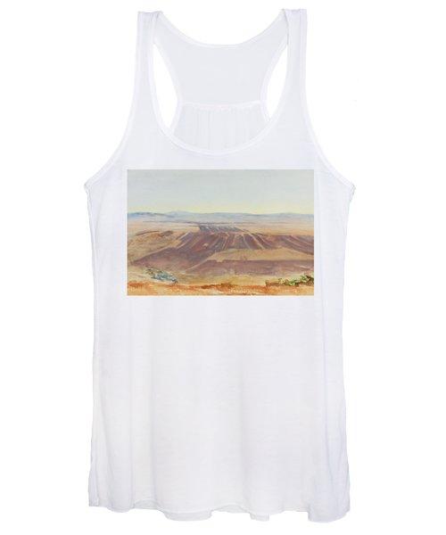 The Plains Of Nazareth Women's Tank Top