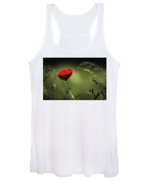 The Red Dot Women's Tank Top
