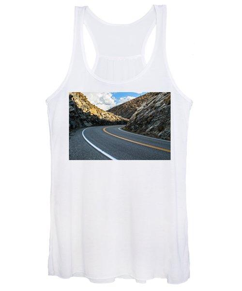 The Road Women's Tank Top