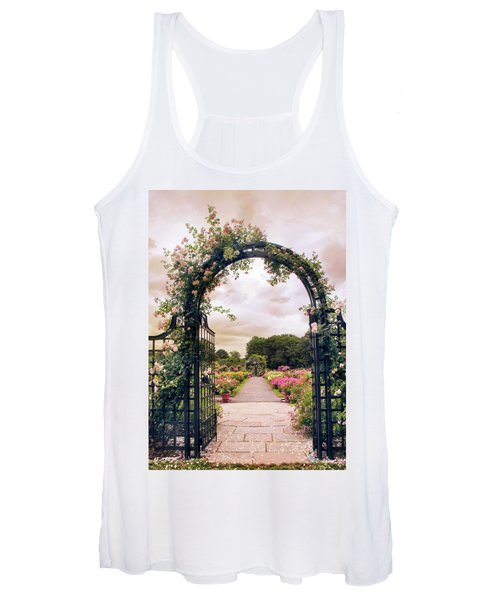 The Rose Allee Women's Tank Top