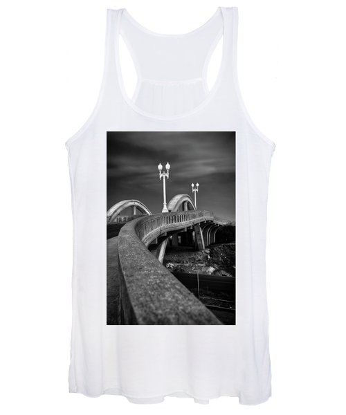 The Sierra Vista Bridge Of Roseville Women's Tank Top